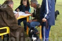 2008 г. 115-я Московская межрегиональная выставка охотничьих собак. Люди. День второй