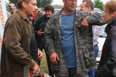 2009 г. 116-я Московская межрегиональная выставка охотничьих собак. День второй