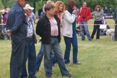 2009 г. 116-я Московская межрегиональная выставка охотничьих собак. День первый