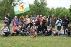 2009 г. 116-я Московская межрегиональная выставка охотничьих собак. Награждение и завершение