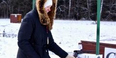 Участник соревнований по стрельбе - Сазыкина Светлана