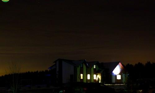 Морозный вечер в Головинке