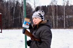 Участник соревнований по стрельбе, владелец двух РОСов и будущий эксперт - Ольга Багрина